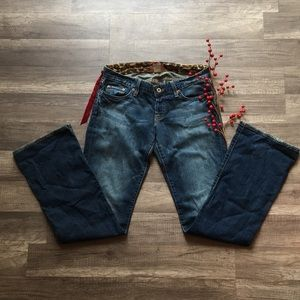 ⚡️New Item! NEW Lucky Brand Slim Fit Flare Jeans